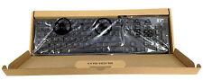 HP Tastiera Canberra USB 2.0 KB DE 704222-DX1 black tastiera