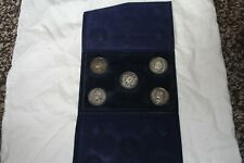 More details for juan carlos i royal family coin collection, very very rare