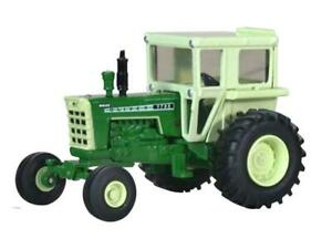 Oliver 1755 Tractor with Cab 1:64 Scale Diecast Model - Spec Cast SCT764