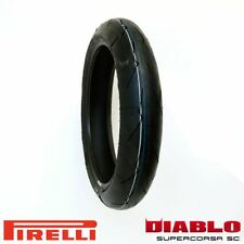 Pirelli Diablo Supercorsa V2 SC1 Motorcycle Race/Track Front Tyre 120/70-R17