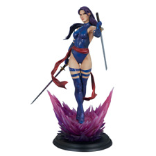 Sideshow Collectibles Marvel Psylocke Premium Format Figure Statue Ltd to 1200