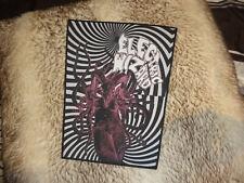 Stoner Doom Rock Backpatch Back Patch Kutte Aufnäher Satan 666-555-556