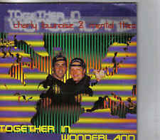 Charly Lownoise&Mental Theo-Together In Wonderland cd single