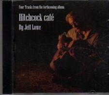 (CD901) Jeff Lowe, Hitchcock Cafe - 2010 DJ CD