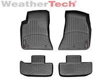 WeatherTech Floor Mats FloorLiner for Dodge Challenger - 2011-2017 - Black