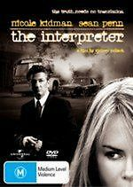 The Interpreter, Nicole Kidman, sean Penn. The Truth Needs No Translation..NEW