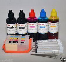 5X100ML refillable ink cartridge for canon MG5720 MG5721 MG5722 PGI-270 CLI-271