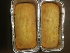 Tiny T's homemade. 2 Lemon breads. Free shipping.