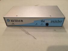 "USB/DVI Switcher ""Extend It"" by Gefen, in Excellent condition"
