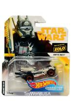 2018 Hot Wheels Star Wars Character Cars Han Solo Enfys Nest