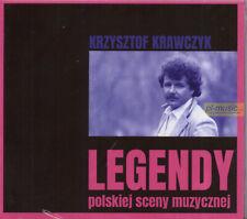 = Krzysztof KRAWCZYK - Legendy Polskiej Sceny Muzycznej / CD sealed
