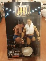 JBL Custom figure WWE Elite Mattel