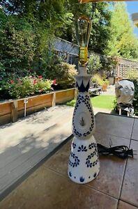 Clase Azul tequila custom made lamp(Read Description)
