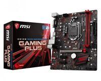 Socket LGA 1151 for 9th-Gen Intel mATX Motherboard MSI H310M GAMING PLUS  [F35]