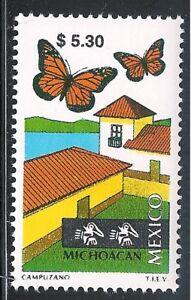 pt078 Mexico Turistico MNH paper 4 Sc#2131 Mc#2772 Et#mt078