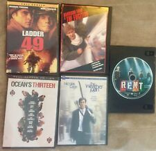 LOT of 5 DVD's MOVIES
