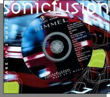 Rimmel Sonic Fusion - Make Up 2 Music - New 2002, Special Various Artists CD!