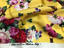 Fabrics Fabric Satin Silk Fabric Crepe De Chine Patterned