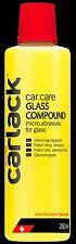 Carlack Carlack Glass Compound 250mL Automotive Glass Cleaning Polish