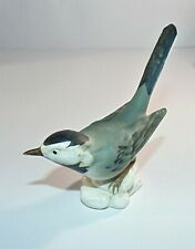 Vintage Goebel W. Germany Porcelain Bird Figurine 38025 Matt