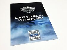 2005 Ford Harley-Davidson F-250 F-350 Super Duty 4x4 Launch Preview Brochure