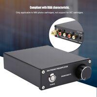 MM Plattenspieler Audio Hifi Vorverstärker Phono Verstärker Amplifier DC12V