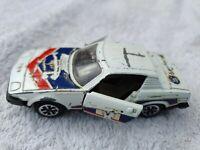 Dinky Toys no:207 Triumph TR 7 Rally Car. 1977 to 1980.