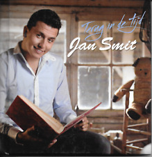 JAN SMIT - Terug in de tijd CD SINGLE 2TR + CD-ROM (LIMITED) Book Format 2010