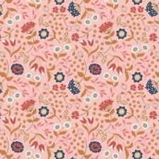 """Lewis et Irene - """"Chieveley"""" Une Maison De Campagne Floral Sur Rose (métalliques éléments)"""