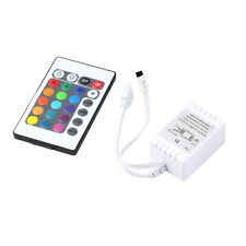RGB 16 Colors Remote Control Box DC 12V for LED Light Strip security safety UL