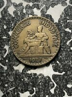 1927 France 50 Centimes (4 Available!) Circulated (1 Coin Only)
