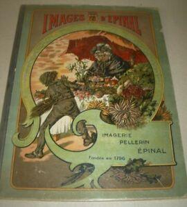 IMAGES D'EPINAL IMAGERIE PELLERIN EPINAL  20 PLANCHES d'historiettes