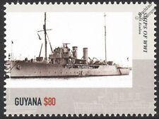 HMS AZALEA (1915) Azalea-Class Minesweeper Sloop WWI Royal Navy Warship Stamp