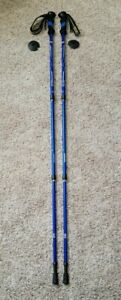 Mountainsmith Rhyolite 6061 Collapsible Hiking Poles 145cm / 57in max length