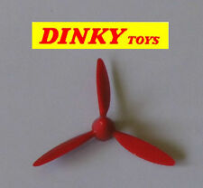 Dinky 739 A6M5 Zero Sen  Repro Red Plastic Propeller