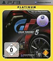 Gran Turismo 5 [Platinum]  PlayStation 3 PS3 NEU OVP