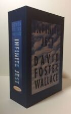 CUSTOM SLIPCASE David Foster Wallace INFINITE JEST 1st Edition / 1st Printing