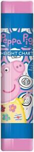 Peppa Pig Kinder 160cm Höhe Chart Mit Farbe Dein Eigenes Aufkleber