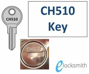 CH510 Key Tool Box, Paddle, Whale Tail Lock - suits Goliath and others FREE POST