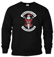 Sons of Santa Claus Sweasthirt North Pole Chapter Christmas Jumper Xmas Gift Men