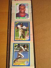 1990 Score baseball Complete 704 Card Set + Triva 56 Card Set