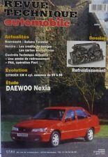 Revue technique DAEWOO NEXIA RTA N° 605 1998 + CITROEN XM