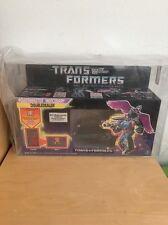 Transformers Double Dealer Powermaster AFA 85 Generation One