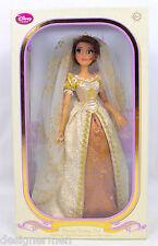 """New Disney Limited Edition 17"""" Rapunzel Wedding Doll 1 of 8000"""