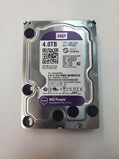 Western Digital Purple 4TB,Internal,5400 RPM,3.5 inch (WD40PURX) Hard Drive