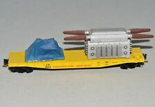 N Scale Micro-Trains Union Pacific UP 58315 with Custom Generator Load