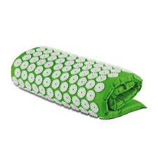 Akupressur matte Akupunkturmatte 70x40cm Massagematte Yogamatte grün Yantramatte