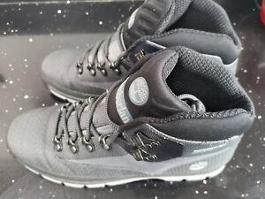 Mens Timberland Boots - Grey UK 10