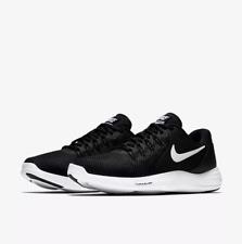 WMNS Nike Lunar Apparent Black White Cool Grey Women Running Shoes 908998-001 9.5
