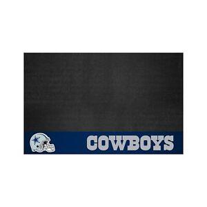 FANMATS NFL Dallas Cowboys Vinyl Grill Mat